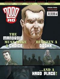 Cover Thumbnail for 2000 AD (Rebellion, 2001 series) #1564