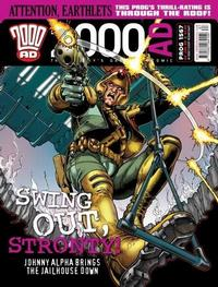 Cover Thumbnail for 2000 AD (Rebellion, 2001 series) #1567