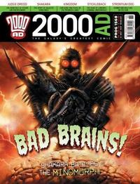 Cover Thumbnail for 2000 AD (Rebellion, 2001 series) #1568