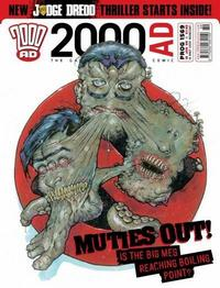Cover Thumbnail for 2000 AD (Rebellion, 2001 series) #1569