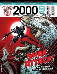 Cover Thumbnail for 2000 AD (Rebellion, 2001 series) #1571