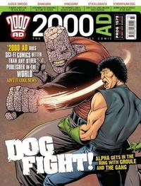 Cover Thumbnail for 2000 AD (Rebellion, 2001 series) #1573