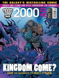 Cover Thumbnail for 2000 AD (Rebellion, 2001 series) #1574