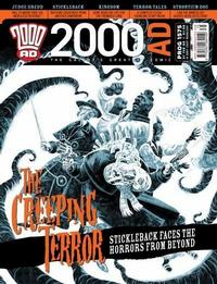 Cover Thumbnail for 2000 AD (Rebellion, 2001 series) #1575