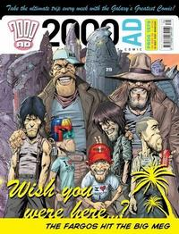 Cover Thumbnail for 2000 AD (Rebellion, 2001 series) #1579