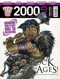Cover Thumbnail for 2000 AD (Rebellion, 2001 series) #1583