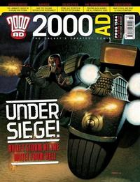 Cover Thumbnail for 2000 AD (Rebellion, 2001 series) #1584