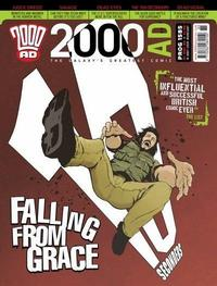 Cover Thumbnail for 2000 AD (Rebellion, 2001 series) #1585