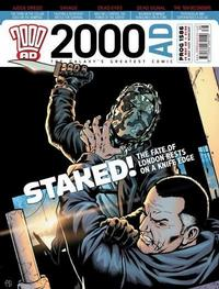 Cover Thumbnail for 2000 AD (Rebellion, 2001 series) #1586
