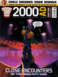 Cover Thumbnail for 2000 AD (Rebellion, 2001 series) #1588
