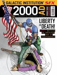 Cover Thumbnail for 2000 AD (Rebellion, 2001 series) #1592