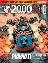 Cover Thumbnail for 2000 AD (Rebellion, 2001 series) #1593