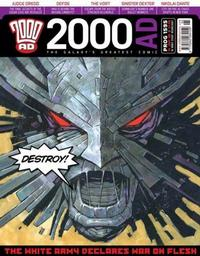 Cover Thumbnail for 2000 AD (Rebellion, 2001 series) #1595