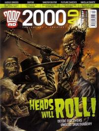 Cover Thumbnail for 2000 AD (Rebellion, 2001 series) #1597