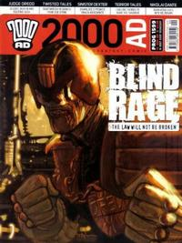 Cover Thumbnail for 2000 AD (Rebellion, 2001 series) #1599