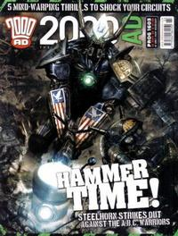 Cover Thumbnail for 2000 AD (Rebellion, 2001 series) #1603