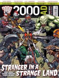 Cover Thumbnail for 2000 AD (Rebellion, 2001 series) #1604