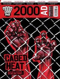Cover Thumbnail for 2000 AD (Rebellion, 2001 series) #1605