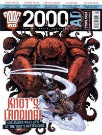 Cover Thumbnail for 2000 AD (Rebellion, 2001 series) #1608