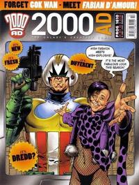 Cover Thumbnail for 2000 AD (Rebellion, 2001 series) #1610