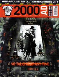 Cover Thumbnail for 2000 AD (Rebellion, 2001 series) #1611