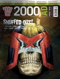 Cover Thumbnail for 2000 AD (Rebellion, 2001 series) #1613