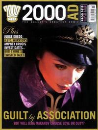 Cover Thumbnail for 2000 AD (Rebellion, 2001 series) #1615