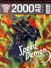 Cover Thumbnail for 2000 AD (Rebellion, 2001 series) #1619