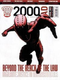 Cover Thumbnail for 2000 AD (Rebellion, 2001 series) #1621