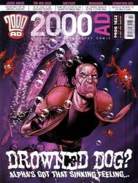 Cover Thumbnail for 2000 AD (Rebellion, 2001 series) #1622