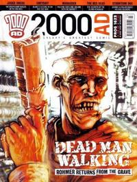 Cover Thumbnail for 2000 AD (Rebellion, 2001 series) #1623