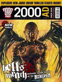 Cover Thumbnail for 2000 AD (Rebellion, 2001 series) #1628