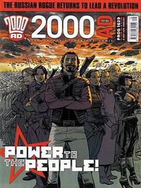 Cover Thumbnail for 2000 AD (Rebellion, 2001 series) #1629