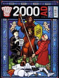 Cover Thumbnail for 2000 AD (Rebellion, 2001 series) #1631