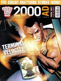 Cover Thumbnail for 2000 AD (Rebellion, 2001 series) #1637