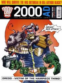 Cover Thumbnail for 2000 AD (Rebellion, 2001 series) #1639
