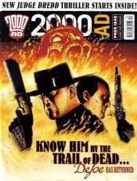 Cover Thumbnail for 2000 AD (Rebellion, 2001 series) #1640