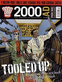 Cover Thumbnail for 2000 AD (Rebellion, 2001 series) #1642