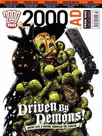 Cover Thumbnail for 2000 AD (Rebellion, 2001 series) #1643