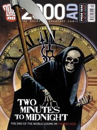 Cover Thumbnail for 2000 AD (Rebellion, 2001 series) #1644