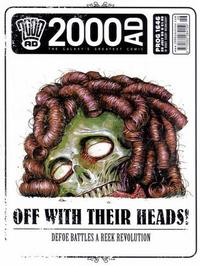 Cover Thumbnail for 2000 AD (Rebellion, 2001 series) #1646