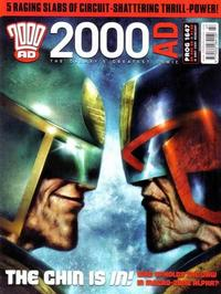Cover Thumbnail for 2000 AD (Rebellion, 2001 series) #1647