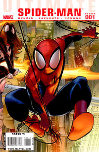 Cover Thumbnail for Ultimate Spider-Man (Marvel, 2009 series) #1