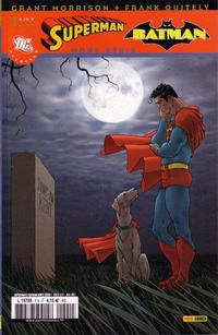 Cover Thumbnail for Superman & Batman Hors Série (Panini France, 2007 series) #1
