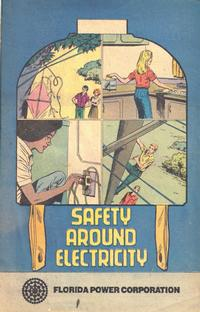 Cover Thumbnail for Safety Around Electricity (American Comics Group, 1978 series)