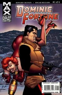 Cover Thumbnail for Dominic Fortune (Marvel, 2009 series) #1
