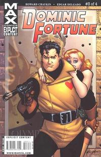 Cover Thumbnail for Dominic Fortune (Marvel, 2009 series) #3