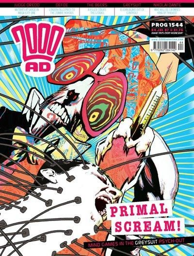 Cover for 2000 AD (Rebellion, 2001 series) #1544