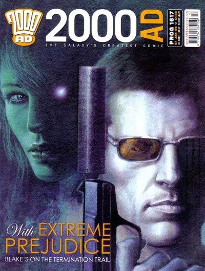 Cover for 2000 AD (Rebellion, 2001 series) #1617