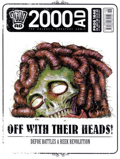 Cover for 2000 AD (Rebellion, 2001 series) #1646